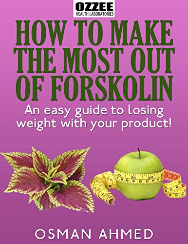 How To Make The Most Out Of Forskolin: An easy guide to losing weight with your Product!