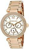 Michael Kors Women's Parker Rose Gold Tone Stainless Steel Watch MK5781