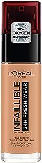 comprar comparacion L'Oréal Paris Make-up designer Infalible 24H Fresh Wear Base de Maquillaje de Larga Duración - Tono 300 Ambre/Amber, 30 ml