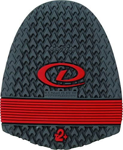 Dexter Wechselsohle für alle SST Bowlingschuh Modelle - Für Damen und Herren Bowling-Schuhe mit Wechselsohle geeignet Farbe T2+ Small
