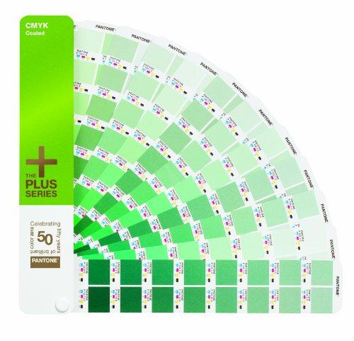 Pantone CMYK auf gestrichenem und ungestrichenem Papier GP4101