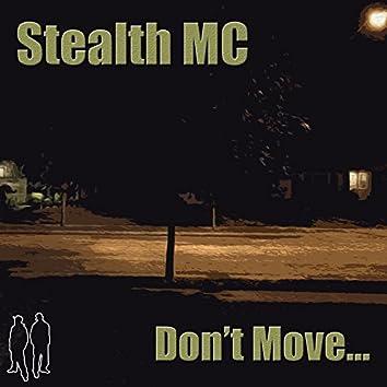 Don't Move - Single