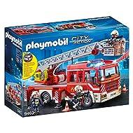 Playmobil City Action 9463 Fire Ladder Unit 9463 Ladder Unit without Batteries for Children Ages 4+