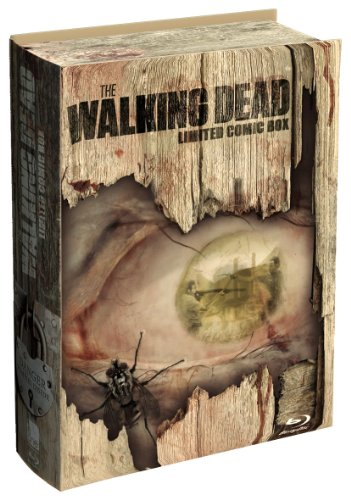 The Walking Dead - Staffel 1 & 2 (Limited Comic Box inkl. Original Comic Nr. 3, exklusiv bei Amazon.de) [Blu-ray]