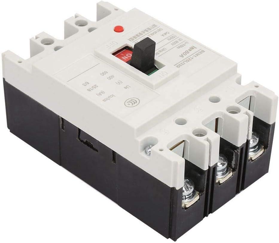 SH-CHEN Circuit Breakers 3P+N BEM1-125L Leakage Breaker Product 40% OFF Cheap Sale