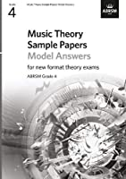 Music Theory Sample Papers - Grade 4 Answers (Theory of Music Exam papers & answers (ABRSM))