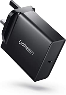 UGREEN USB C Charger 65W Type C Wall Charger Laptop Power Adapter PD2.0 Compatible for Apple MacBook Air iPad Pro, Samsung...