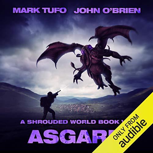 Asgard Audiobook By Mark Tufo, John O'Brien cover art