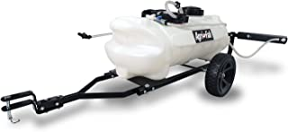 Agri-Fab 45-0292 15 Gallon Tow Sprayer, White & Black