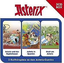 Asterix - Hörspielbox Vol. 5