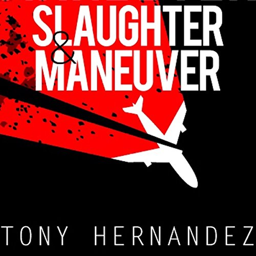 Slaughter & Maneuver audiobook cover art
