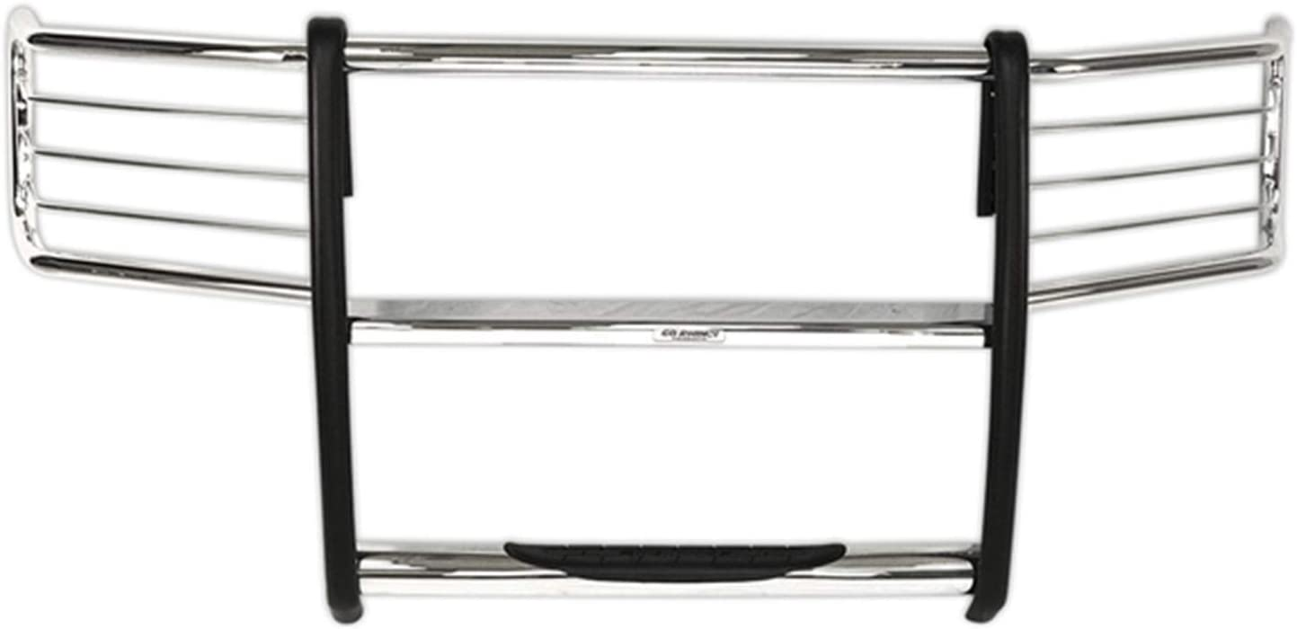 Go Rhino 3293MC 3000 Series Brush and OFFicial Grille Guard StepGuard Max 65% OFF