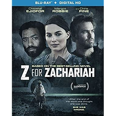 Z For Zachariah [Blu-ray + Digital HD]