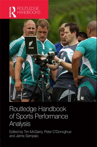 Book's Cover of Routledge Handbook of Sports Performance Analysis (Routledge International Handbooks) (English Edition) Versión Kindle