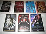 Books 7-13 in J.R. Ward's Black Dagger Brotherhood (Lover Avenged, Lover Mine, Lover Unleashed, Lover Reborn, Lover At Last, The King, The Shadows)