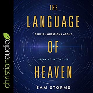 The Language of Heaven audiobook cover art