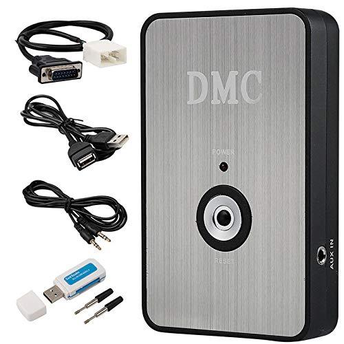 TCMT Digital Music CD MP3 Changer Player Fits For HONDA Goldwing GL1800 2001 2002 2003 2004 2005 2006 2007 2008 2009 2010 2011