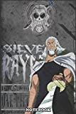 "Notebook: Silvers Rayleigh, One Piece , Journal for Writing, College Ruled Size 6"" x 9"", 110 Pages"