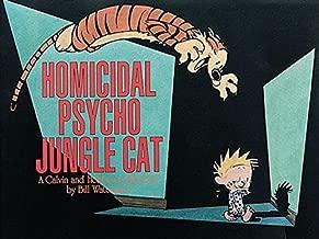 Homicidal Psycho Jungle Cat[HOMICIDAL PSYCHO JUNGLE CAT TU][Prebound]
