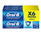 Oral-B Protección Profesional Pasta Dentífrica, Pack de 6