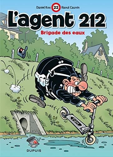 L'agent 212, tome 22 : Brigade des eaux