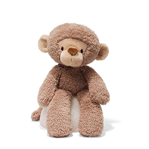 GUND Fuzzy Monkey Stuffed Animal Plush...