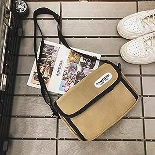 YKDY Shoulder Bag Fashion Travel Shoulder Crossbody Handbag Bags (Color : Khaki)