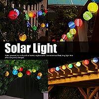 Solar Light, Adding Elegance and Color LED Strip for Courtyard Garden