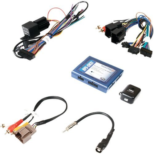 Lowest Prices! Pac All-In-One Radio Replacement & Steering Wheel Control Interface (For Select Gm(R)...