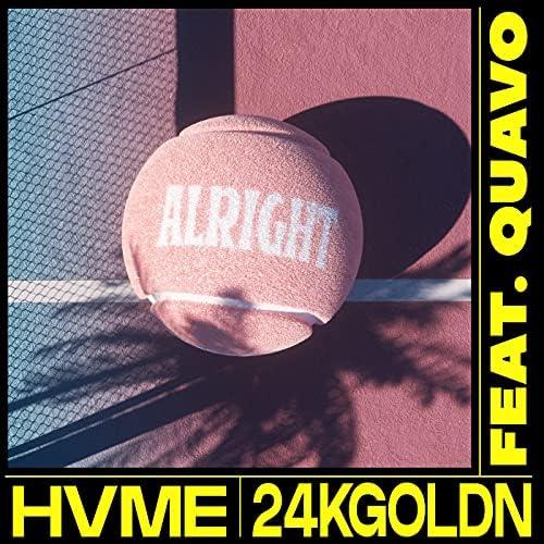 HVME & 24kgoldn feat. Quavo