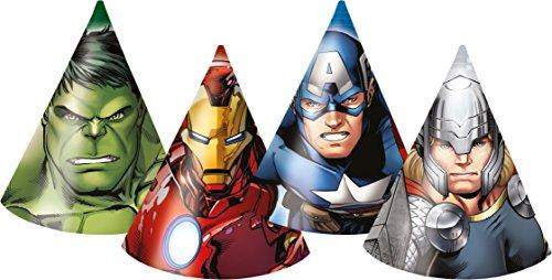 Marvel - Party-Mitgebsel in Mehrfarbig, Größe Einheitsgröße