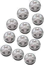 Kisangel 100Pcs Led Mini Ronde Bal Ballon Licht Flash Bal Lampen Ornament Voor Een Enl Enl Papier Lantaarns/Home/Bruiloft/...