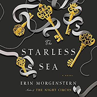 The Starless Sea audiobook cover art