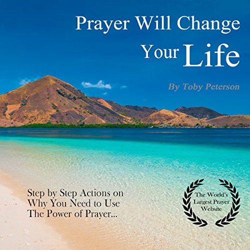 Prayer Will Change Your Life cover art