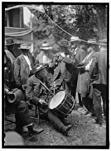 HistoricalFindings Photo: Reunion,Grand Army,Republic,Confederate Veterans,Band Musicians,Gettysburg,1913