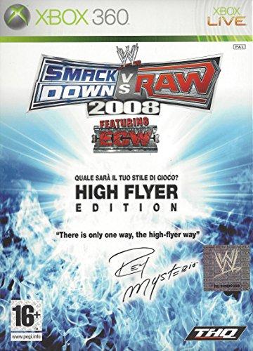 WWE SMACKDOWN VS RAW 2008 NIGH FLYER EDI.