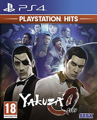 Yakuza Zero PlayStation Hits - Classics - PlayStation 4 [Importación italiana]