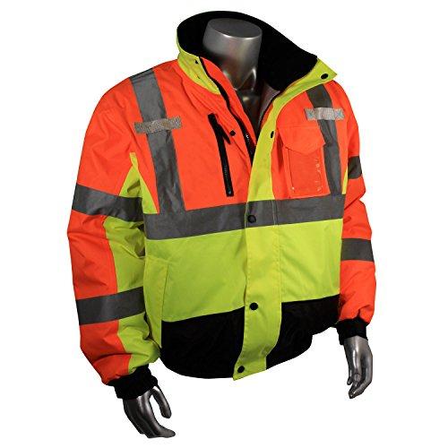 Radians SJ12-3ZMS-XL Industrial Safety Jacket, Multi