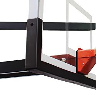 PROGOAL Universal UV-Resistant Basketball Backboard Padding Fits All Basketball Systems Indoor Outdoor