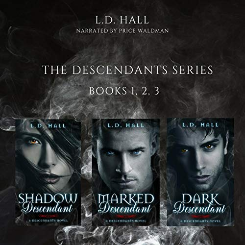 The Descendants Series, Books 1-3