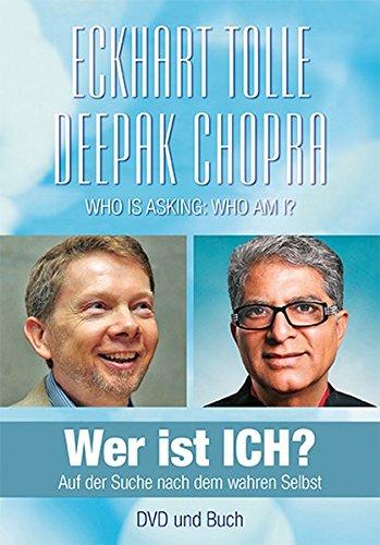 Wer ist ICH?: Auf der Suche nach dem wahren Selbst: Auf der Suche nach dem wahren Selbst - Buch mit DVD im Schuber