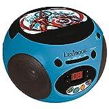 Lexibook - Rcd102av - Avengers - Radio Lecteur Cd