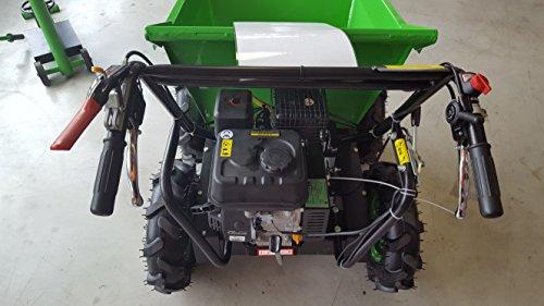 Zipper Rad Dumper ZI-RD300 Minidumper4 Raddumper Allrad Dumper - 9