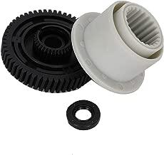 Transfer Case Actuator Motor Carbon Fiber Reinforced Nylon Gear for BMW X3 E83 X5 E53 1645400188, 27107566296, 27107568267, IGH500040, A1645400188, 0130008507, 27107566296GR
