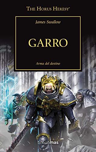 The Horus Heresy nº 42/54 Garro (Warhammer The Horus Heresy)