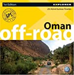 Oman off road explorer d'Explorer Publishing