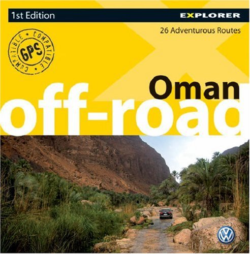 Oman off road explorer