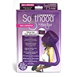 Hair Flair - Casque sèche-cheveux Softhood Deluxe - violet