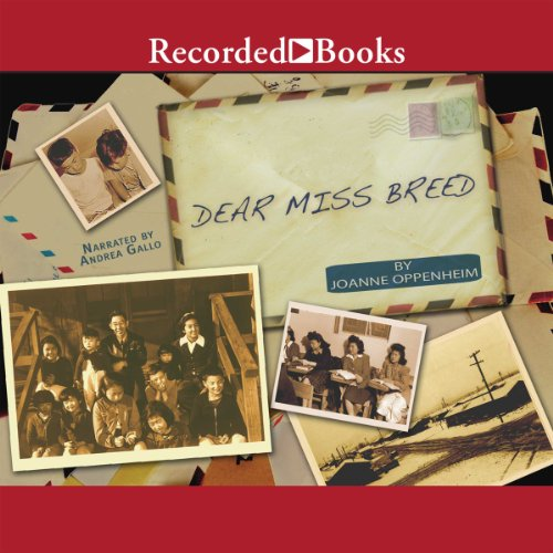Dear Miss Breed cover art