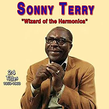 Sonny Terry - Wizard of the Harmnica (1959-1960)